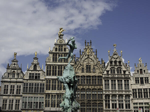 the City of antwerp