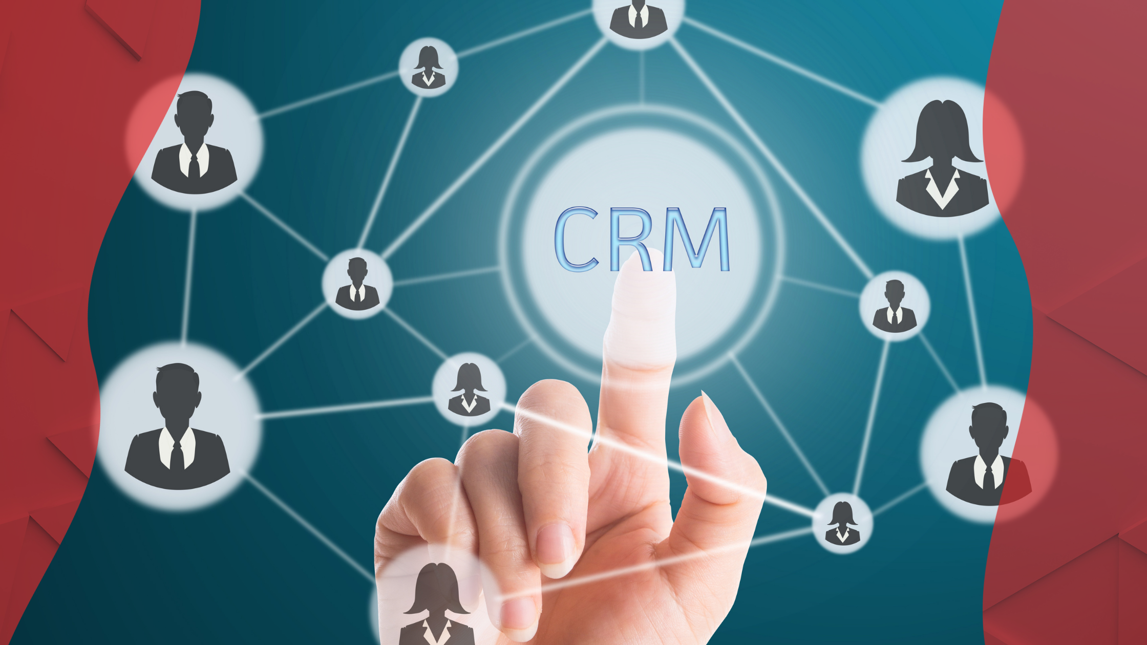 use a user-friendly CRM