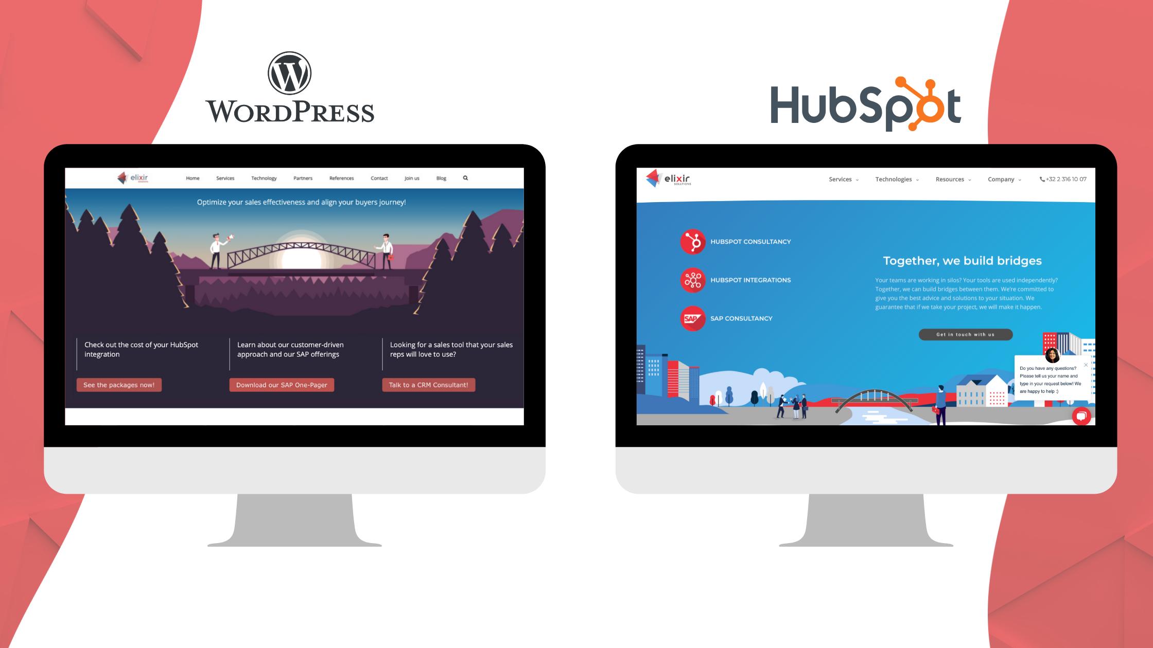 HubSpot - Hub CMS